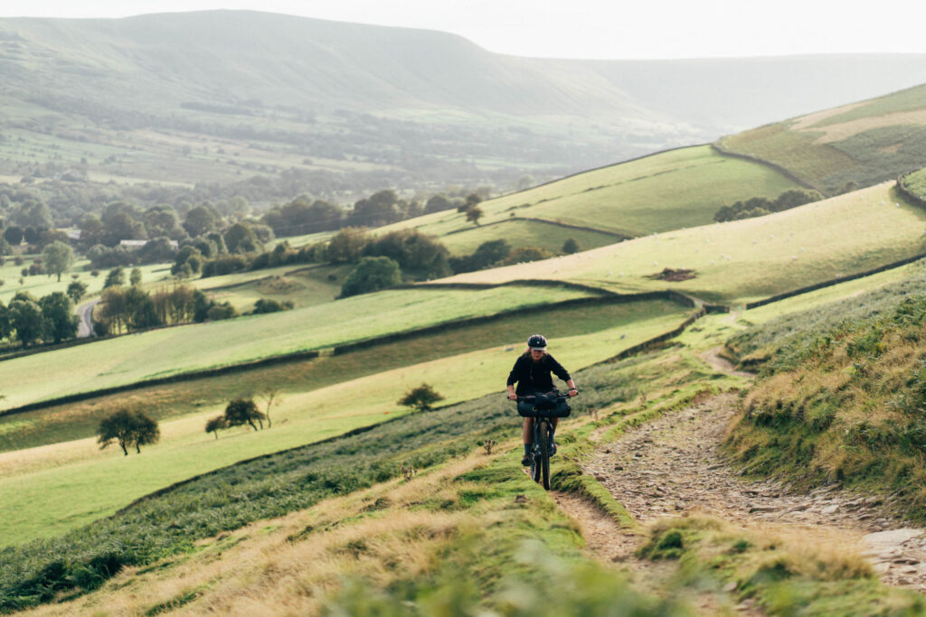 Bikepacking in the Peak District
